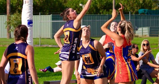 Eagles Netball primed for 2019