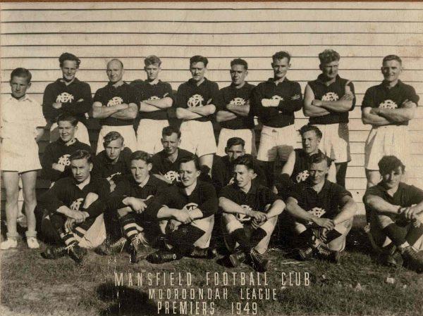 Mansfield Football Club 1949 Premiers