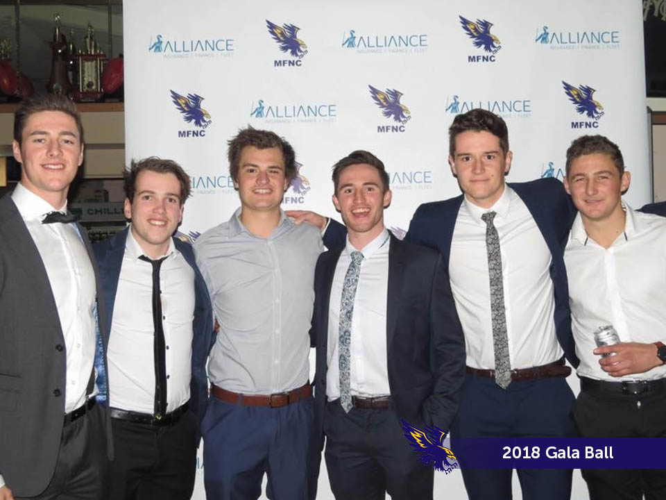 Mansfield Football Netball Club Annual Winter Guests 2018
