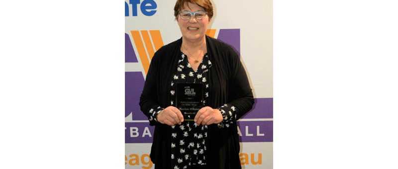 Heather Mahoney Honoured by Gouburn Valley League