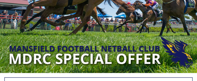 Mansfield District Racing Club Offer