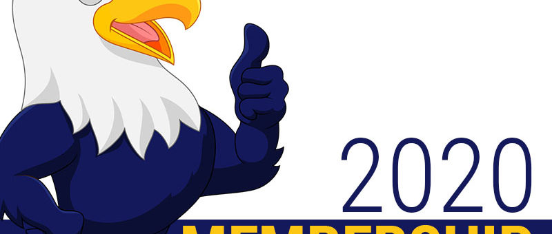 Eagles Membership 2020