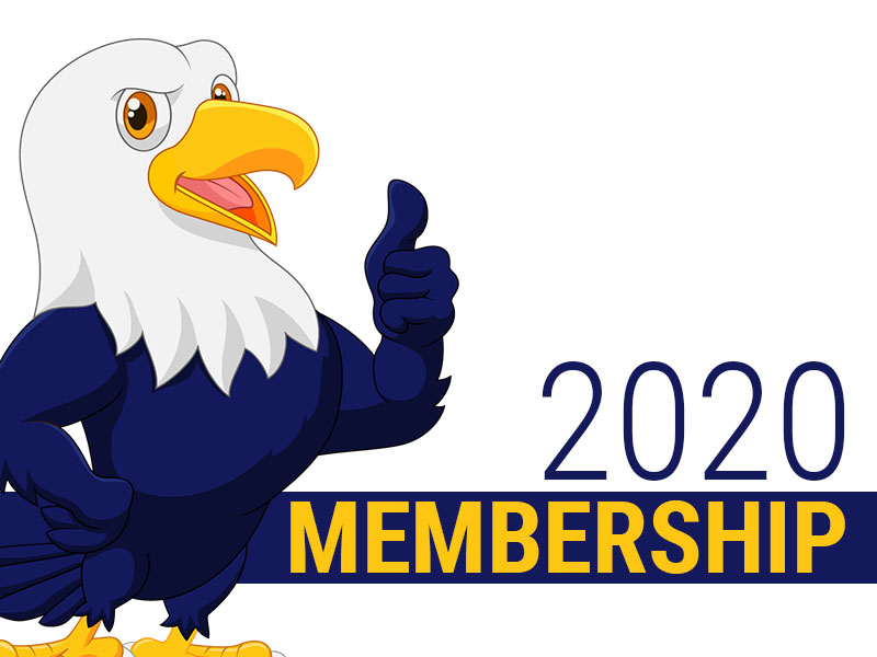 Eagles 2020 Membership Logo