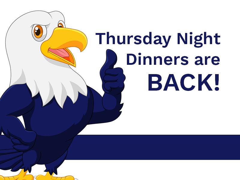Thursday Night Dinners