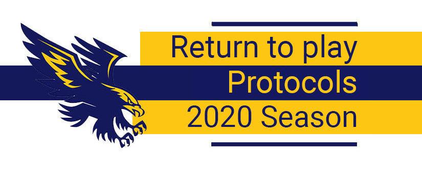 Return to play protocols 2020