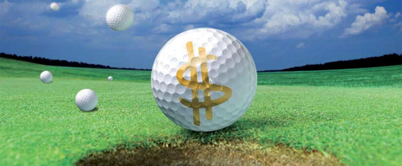 Easter Golf Ball Drop 2021