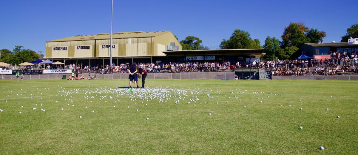 Easter Golf Ball Drop Balls