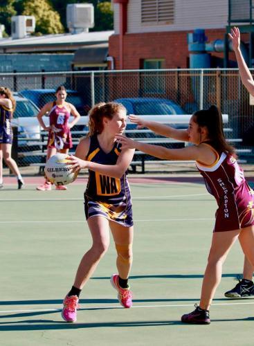 mansfield football netball photo 10
